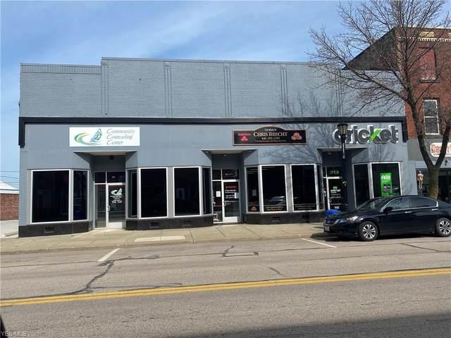 216 Main Street, Conneaut, OH 44030 (MLS #4176382) :: Tammy Grogan and Associates at Cutler Real Estate