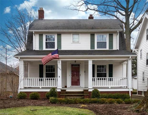 2165 Briarwood Road, Cleveland Heights, OH 44118 (MLS #4176436) :: RE/MAX Trends Realty