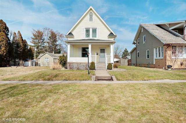 146 W Michigan Avenue, Sebring, OH 44672 (MLS #4176453) :: RE/MAX Edge Realty