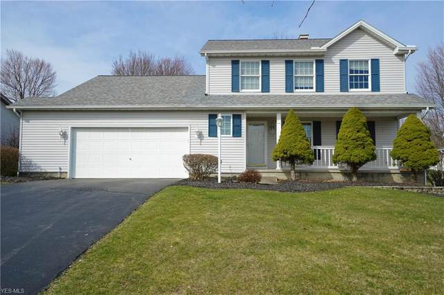 2751 Spring Meadow Circle, Austintown, OH 44515 (MLS #4176460) :: RE/MAX Edge Realty