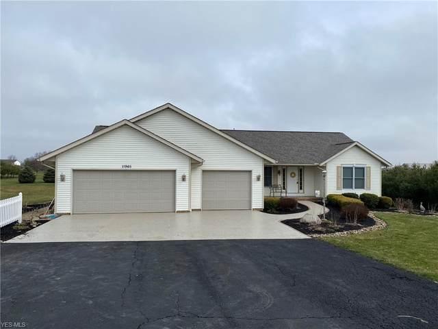 11965 Poorman Street SW, Navarre, OH 44662 (MLS #4176569) :: RE/MAX Trends Realty