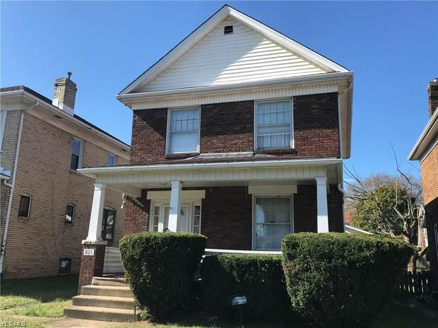 821 Oakmont Avenue, Steubenville, OH 43952 (MLS #4176616) :: RE/MAX Trends Realty