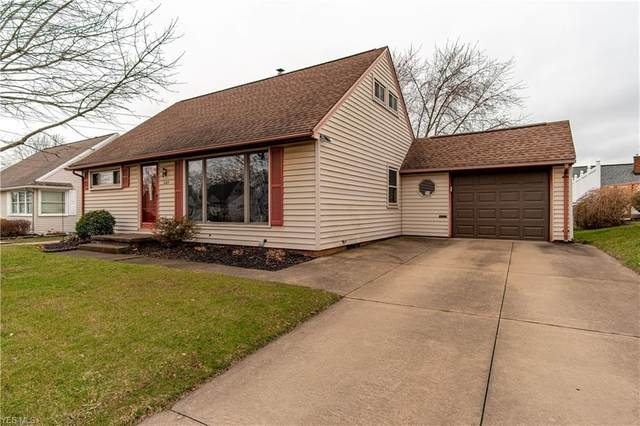 1127 Poplar Avenue SW, Canton, OH 44710 (MLS #4176668) :: RE/MAX Trends Realty