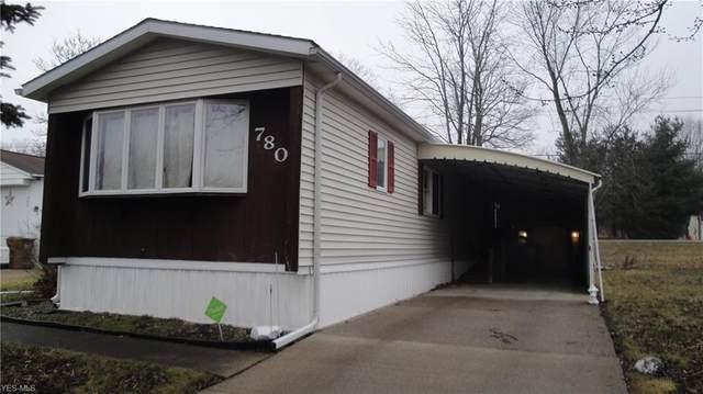 780 Lavista, Lodi, OH 44254 (MLS #4176721) :: The Holden Agency