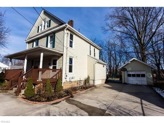 203 S Mantua Street, Kent, OH 44240 (MLS #4176821) :: RE/MAX Trends Realty