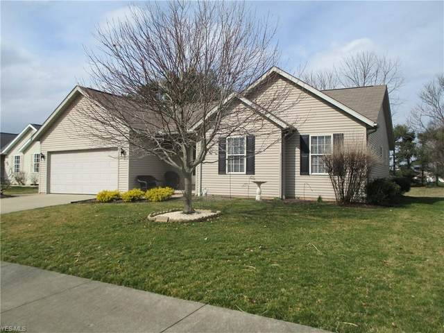 415 Hickory Drive SE, New Philadelphia, OH 44663 (MLS #4176928) :: RE/MAX Trends Realty