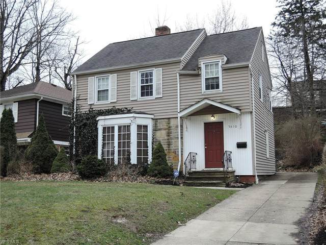 3610 Meadowbrook Boulevard, Cleveland Heights, OH 44118 (MLS #4176977) :: RE/MAX Trends Realty