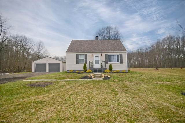 3906 Highland Avenue SW, Warren, OH 44481 (MLS #4177010) :: The Holden Agency