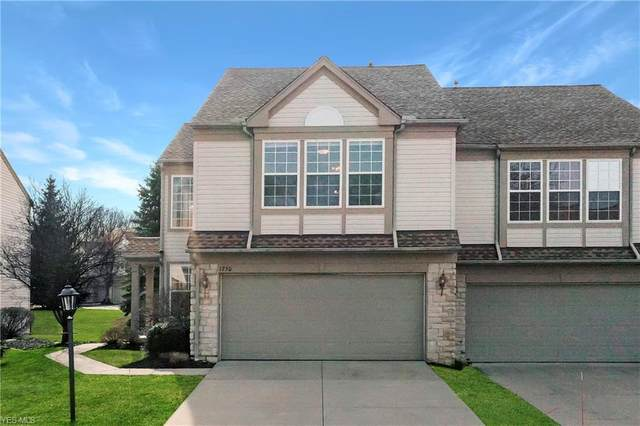 1250 N Yorkshire Drive, Broadview Heights, OH 44147 (MLS #4177060) :: RE/MAX Trends Realty