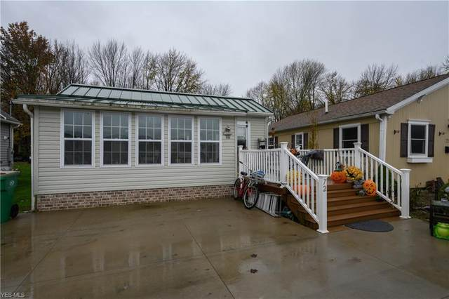 8177 Cleveland Massillon Road #72, Clinton, OH 44216 (MLS #4177147) :: RE/MAX Edge Realty