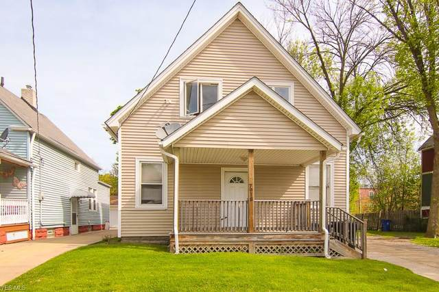 7918 Madison Avenue, Cleveland, OH 44102 (MLS #4177167) :: RE/MAX Trends Realty