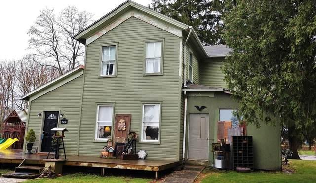 786 Fairfield Avenue, Columbiana, OH 44408 (MLS #4177192) :: Tammy Grogan and Associates at Cutler Real Estate