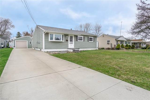 714 Dresden Drive, Hubbard, OH 44425 (MLS #4177221) :: RE/MAX Valley Real Estate