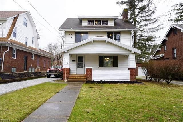 816 Peerless Avenue, Akron, OH 44320 (MLS #4177321) :: RE/MAX Trends Realty