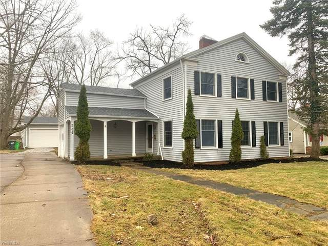 234 Logan Street, Bedford, OH 44146 (MLS #4177338) :: RE/MAX Trends Realty