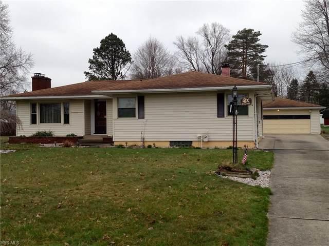 2511 Brandywine Road SE, Warren, OH 44484 (MLS #4177525) :: The Crockett Team, Howard Hanna