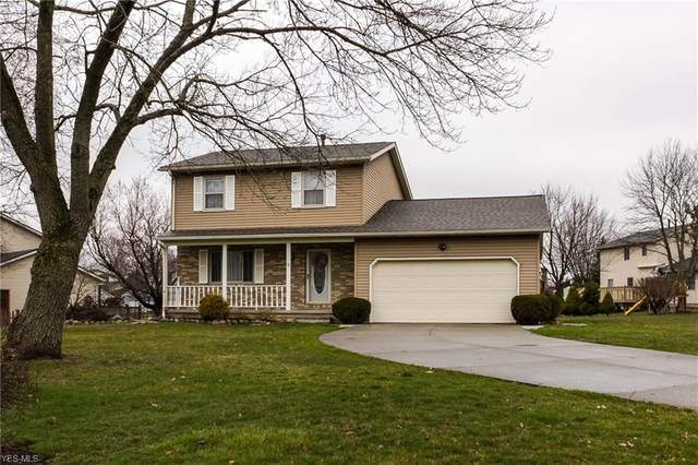 12271 Misty Avenue NW, Uniontown, OH 44685 (MLS #4177527) :: RE/MAX Edge Realty