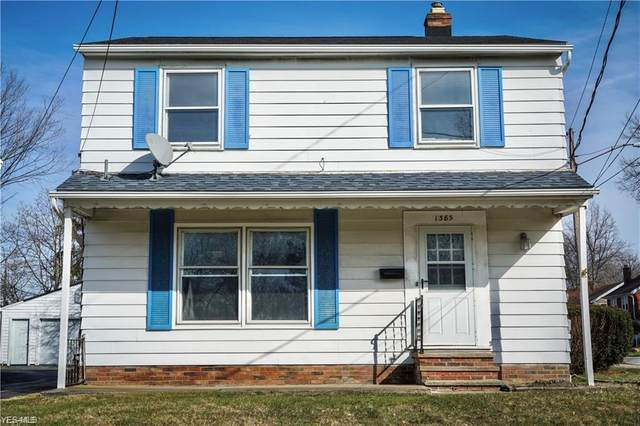 1385 S Green Road, South Euclid, OH 44121 (MLS #4177539) :: RE/MAX Trends Realty
