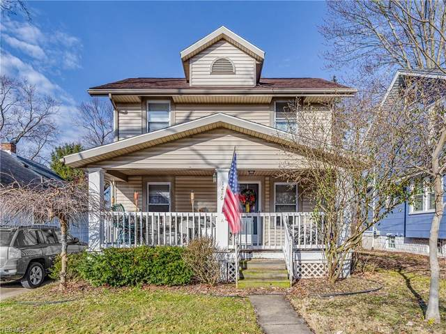 1226 Sawyer Avenue, Akron, OH 44310 (MLS #4177575) :: Tammy Grogan and Associates at Cutler Real Estate