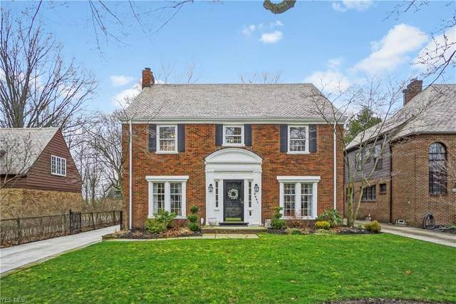 2681 Derbyshire Road, Cleveland Heights, OH 44106 (MLS #4177611) :: RE/MAX Trends Realty