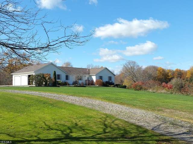 3151 Adams Road, Kingsville, OH 44048 (MLS #4177613) :: The Holly Ritchie Team