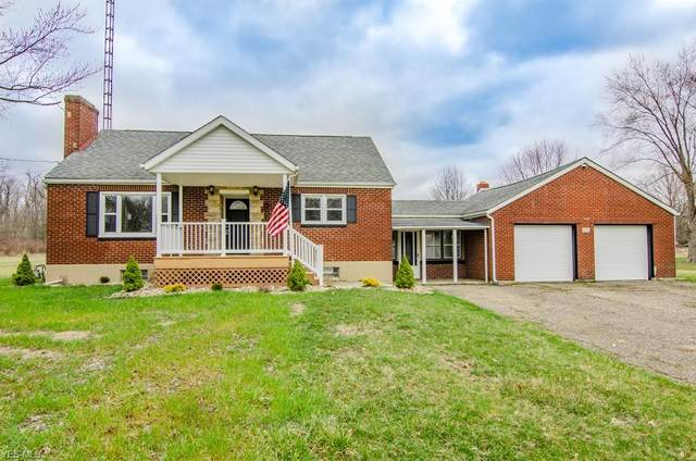 1256 Elm Street, Sebring, OH 44672 (MLS #4177623) :: RE/MAX Edge Realty