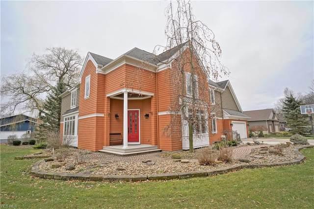 7632 W West Lake Boulevard W, Kent, OH 44240 (MLS #4177627) :: Keller Williams Chervenic Realty