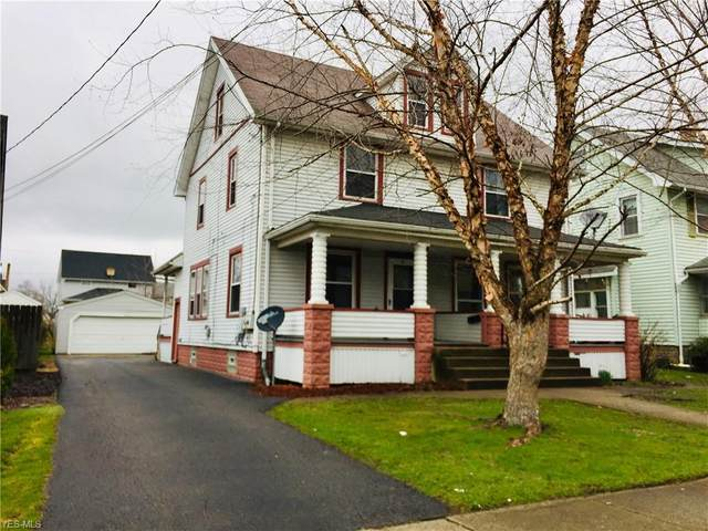 40 Crumlin Avenue, Girard, OH 44420 (MLS #4177706) :: The Holden Agency