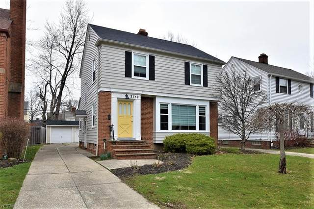 3759 Bainbridge Road, Cleveland Heights, OH 44118 (MLS #4177718) :: RE/MAX Trends Realty