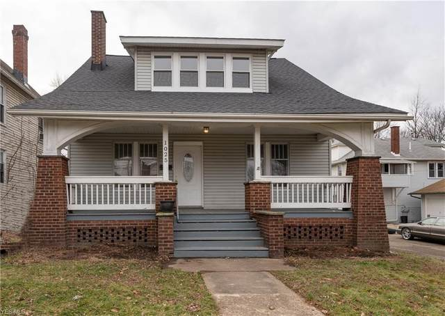 1025 Clarendon Avenue NW, Canton, OH 44708 (MLS #4177731) :: RE/MAX Trends Realty