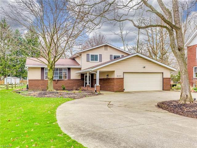 507 Everhard Road SW, North Canton, OH 44709 (MLS #4177751) :: Tammy Grogan and Associates at Cutler Real Estate