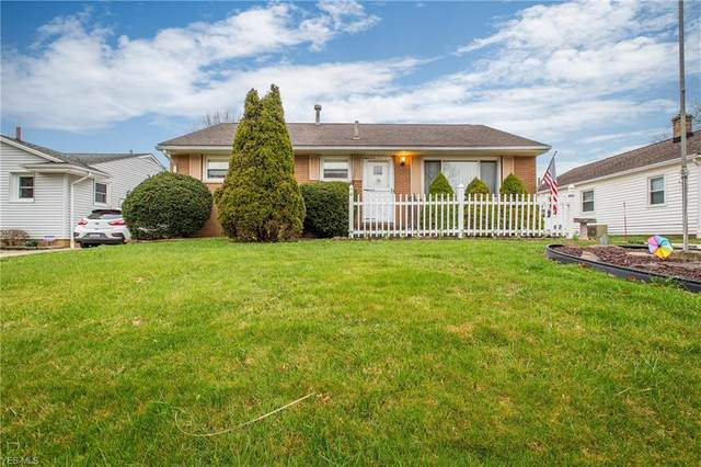 1606 36th Street NE, Canton, OH 44714 (MLS #4177909) :: RE/MAX Trends Realty
