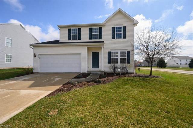 2804 Captens Street NE, Canton, OH 44721 (MLS #4177973) :: RE/MAX Trends Realty