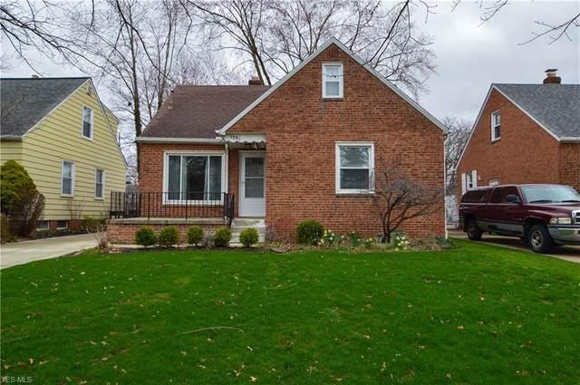 1591 Longwood Drive, Mayfield Heights, OH 44124 (MLS #4177974) :: The Crockett Team, Howard Hanna