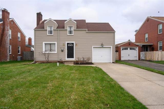 1009 Spangler Road NE, Canton, OH 44714 (MLS #4178059) :: RE/MAX Edge Realty