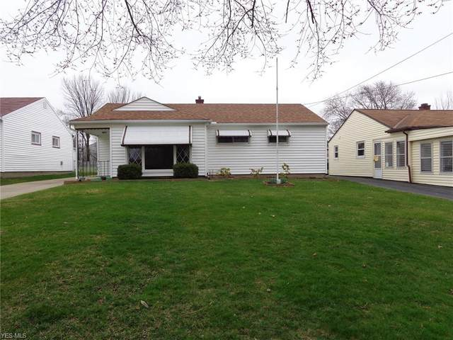 881 Northfield Road, Bedford, OH 44146 (MLS #4178061) :: RE/MAX Trends Realty