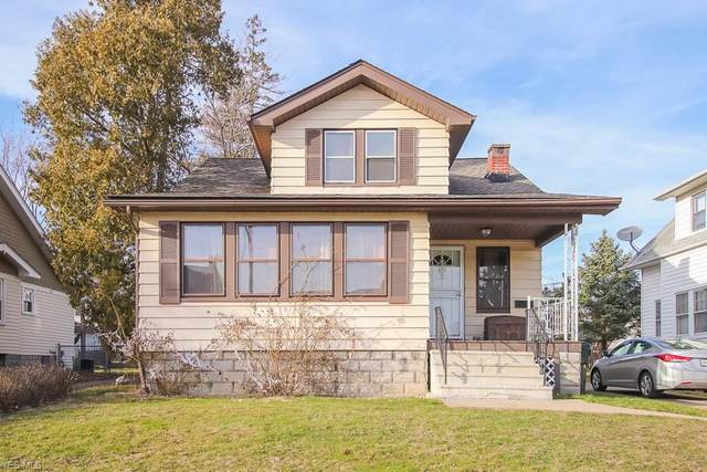 10615 Grace Avenue, Garfield Heights, OH 44125 (MLS #4178074) :: RE/MAX Trends Realty