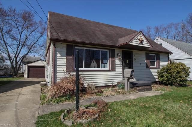 1761 Irene Avenue NE, Warren, OH 44483 (MLS #4178080) :: The Holly Ritchie Team