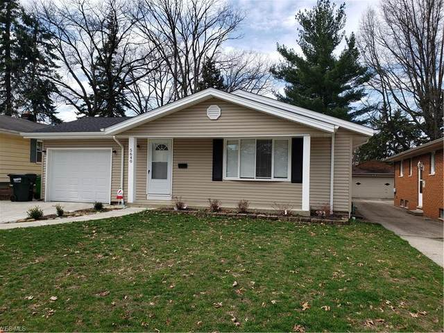5640 Andover Boulevard, Garfield Heights, OH 44125 (MLS #4178084) :: RE/MAX Trends Realty