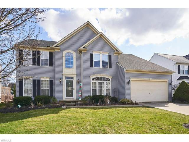 515 Greystone Drive, Wadsworth, OH 44281 (MLS #4178129) :: RE/MAX Edge Realty