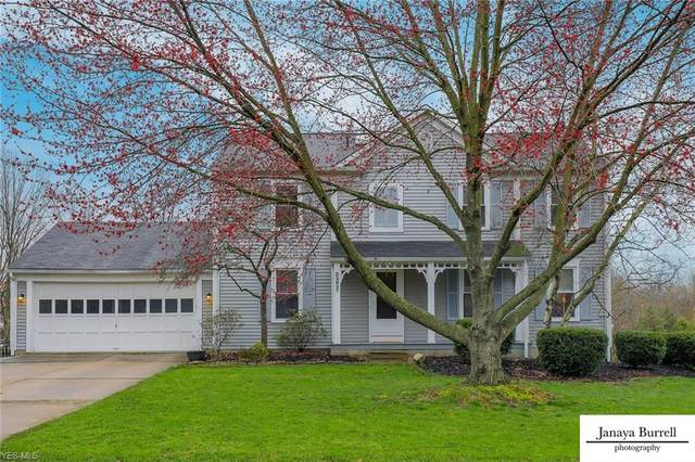 3282 Whitewood Street NW, North Canton, OH 44720 (MLS #4178196) :: Keller Williams Chervenic Realty