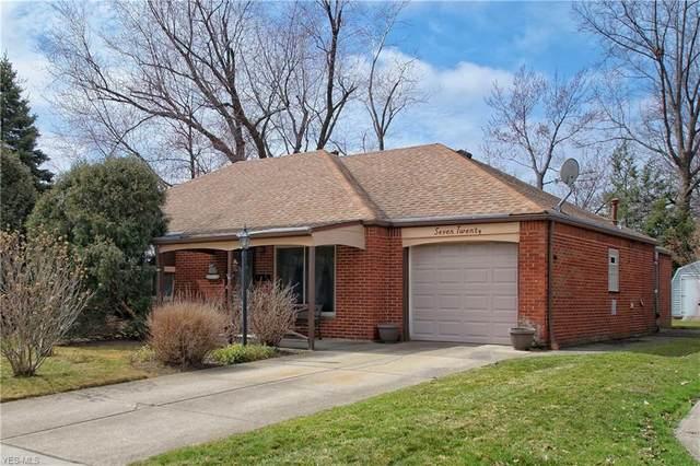 720 Hemlock Drive, Euclid, OH 44132 (MLS #4178294) :: Tammy Grogan and Associates at Cutler Real Estate