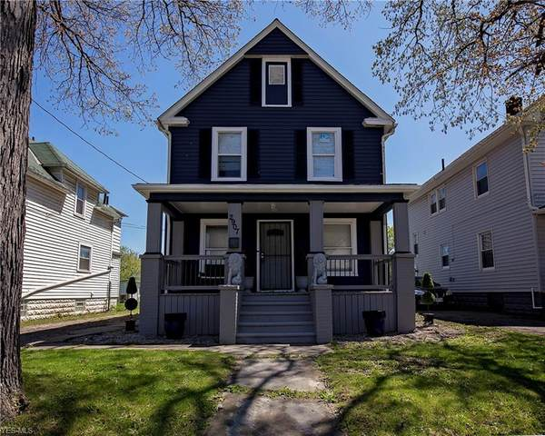 2907 Elyria Avenue, Lorain, OH 44055 (MLS #4178325) :: The Holden Agency