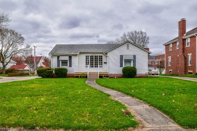 182 Poplar Avenue NW, Canton, OH 44708 (MLS #4178349) :: RE/MAX Trends Realty