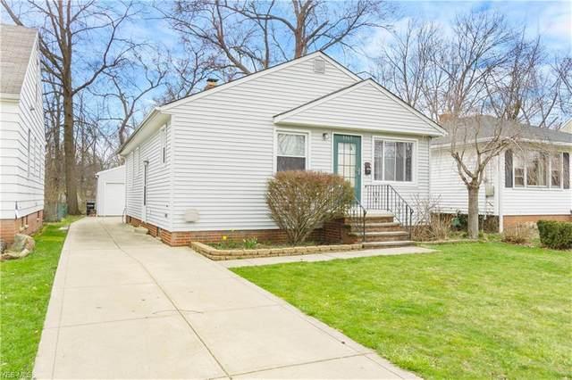 5965 Edgewood Road, Mayfield Heights, OH 44124 (MLS #4178509) :: The Crockett Team, Howard Hanna