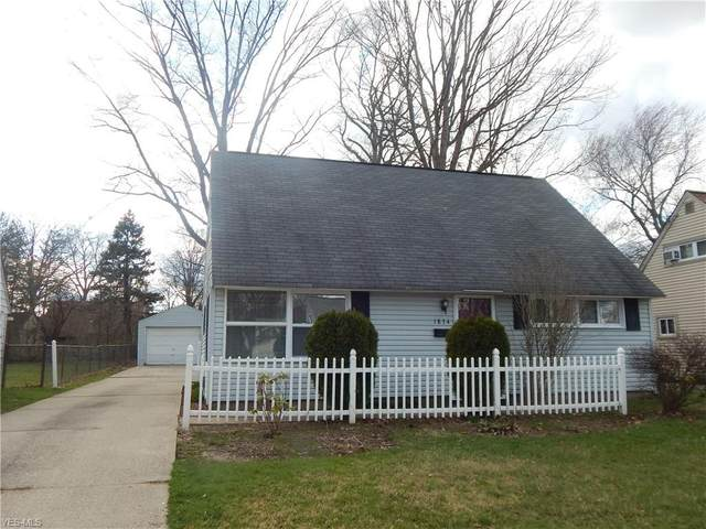 1834 Hanover Street, Cuyahoga Falls, OH 44221 (MLS #4178624) :: RE/MAX Trends Realty