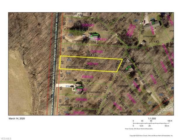 0 Monroe Mills Road | Lot 274, Mount Vernon, OH 43050 (MLS #4178629) :: The Holden Agency