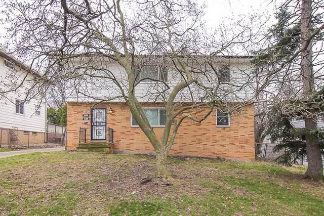 8182 Reed Avenue, Garfield Heights, OH 44125 (MLS #4178636) :: RE/MAX Trends Realty