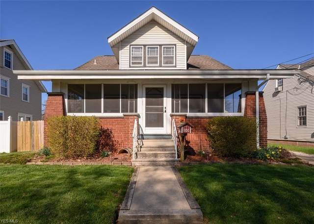 705 Linwood Avenue SW, Canton, OH 44710 (MLS #4178673) :: The Crockett Team, Howard Hanna