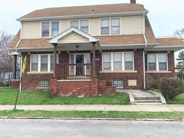 13826 Maplerow Avenue, Garfield Heights, OH 44105 (MLS #4178719) :: RE/MAX Trends Realty
